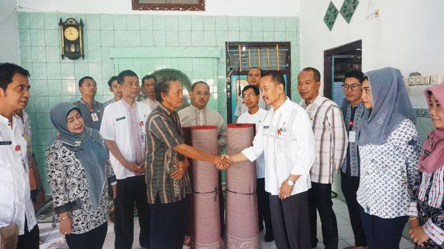 Peduli Kebersihan Masjid Di Kota Semarang