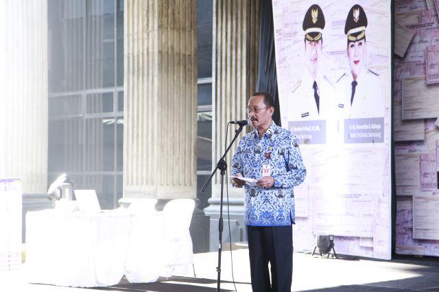 Pekan Panutan PBB dan Launching e-pbb dan e-parkir